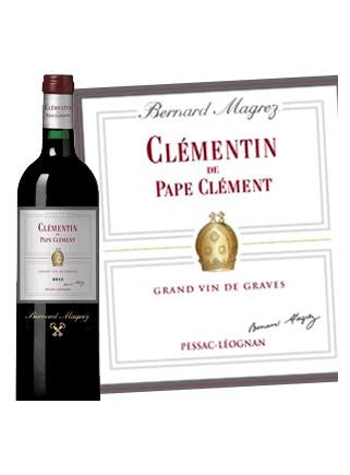 Clémentin de Pape Clément - Pessac Léognan 2012