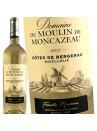 Domaine Du Moulin de Moncazeau - Côtes de Bergerac Moelleux 2015