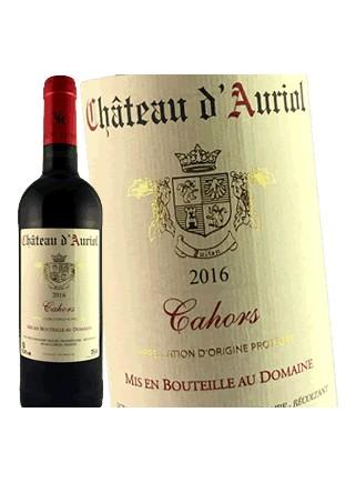 Château D'Auriol - Cahors 2016