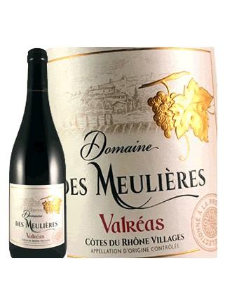 Domaine des Meulières - Valréas - Côtes du Rhône Villages 2015