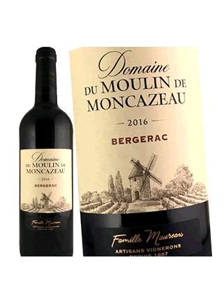 Domaine Du Moulin de Moncazeau - Bergerac  2016