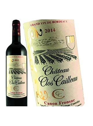 Château Clos Cailleau 2014