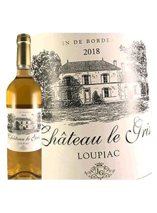 Château Le Gris 2018 - Loupiac