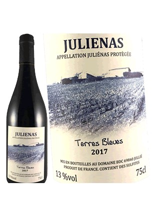 Terres Bleues - Juliénas 2017