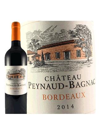 Château Peynaud-Bagnac 2014