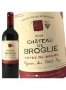 Château de Broglie - Côtes de Bourg 2016