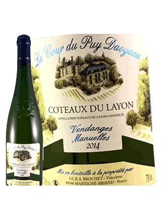 Coteaux du Layon 2014