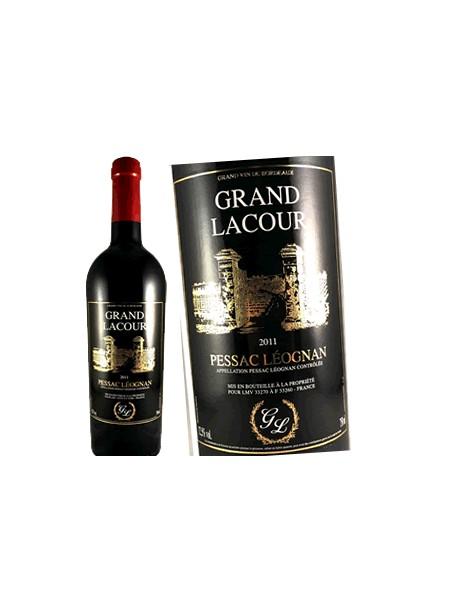 Grand Lacour - Pessac-Léognan 2011