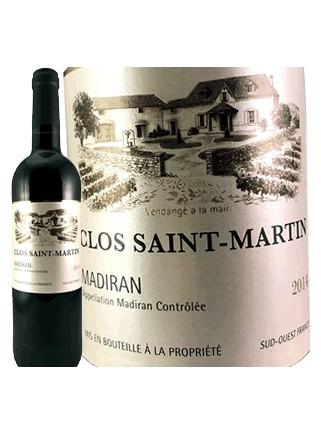 Clos Saint-Martin Madiran 2014