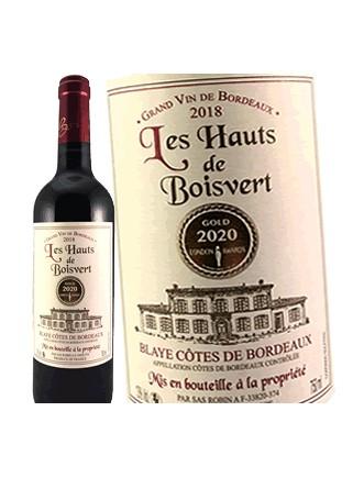 Les Hauts de Boisvert -...