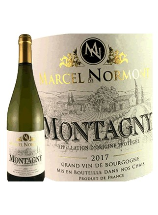 Marcel de Normont - Montagny 2017