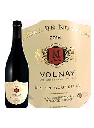 Marcel de Normont - Volnay...