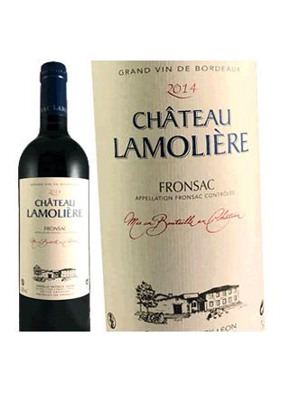 Château Lamolière - Fronsac 2014