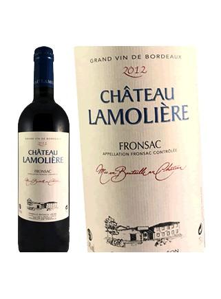 Château Lamolière - Fronsac 2012