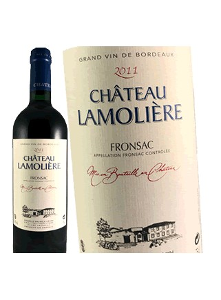 Château Lamolière - Fronsac...