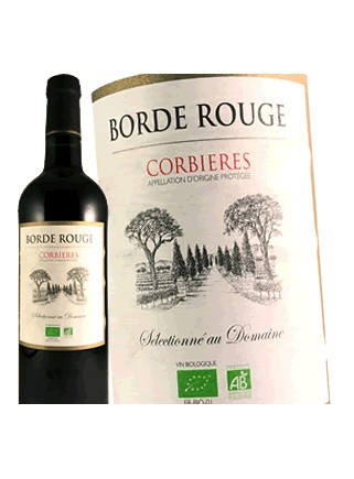 Borde Rouge - Corbières 2015