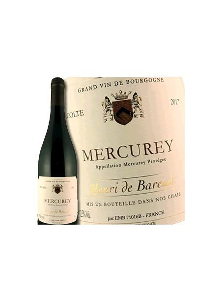 Henri de Bareuil - Mercurey 2017
