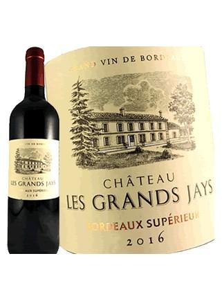 Château Les Grands Jays - Bordeaux Supérieur 2016
