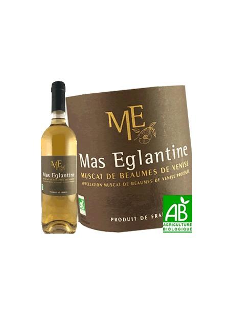 Mas Eglantine - Muscat de Beaumes de Venise 2015