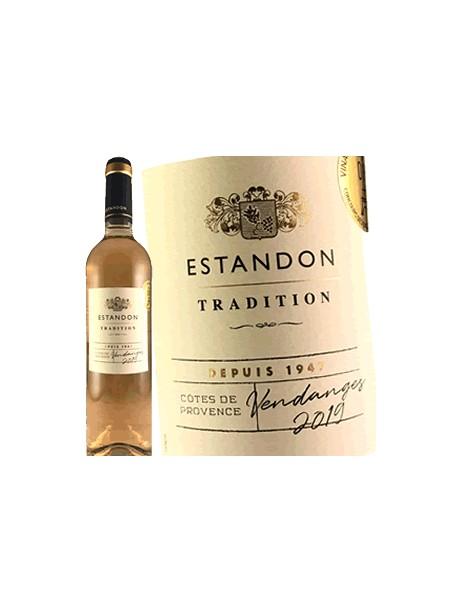 Estandon Tradition - Côtes de Provence 2019