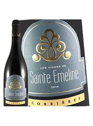 Sainte Emeline - Corbières 2014
