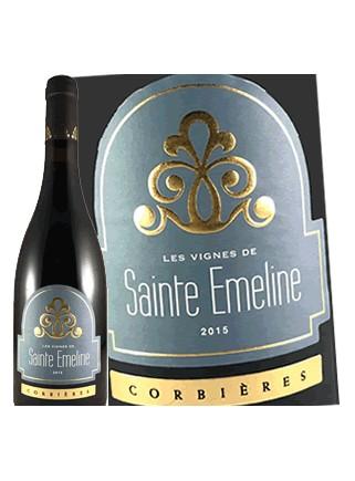 Sainte Emeline - Corbières 2015