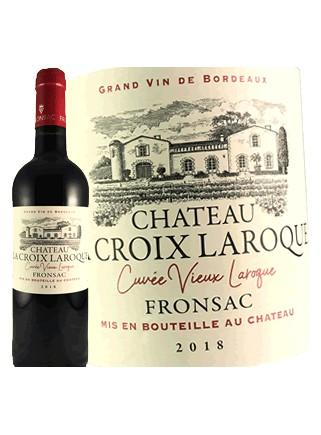 Château La Croix Laroque - Fronsac 2008