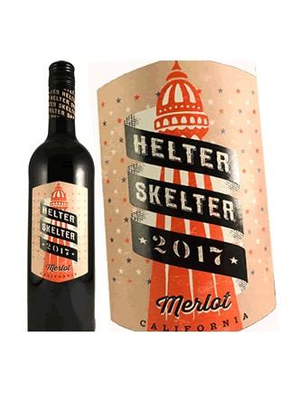 Helter Skelter - Merlot - Californie 2017