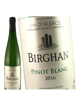 Domaine Birghan- Pinot Blanc 2016