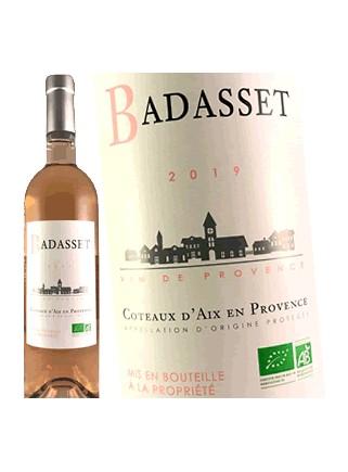 Badasset - Coteaux D'Aix en Provence 2019