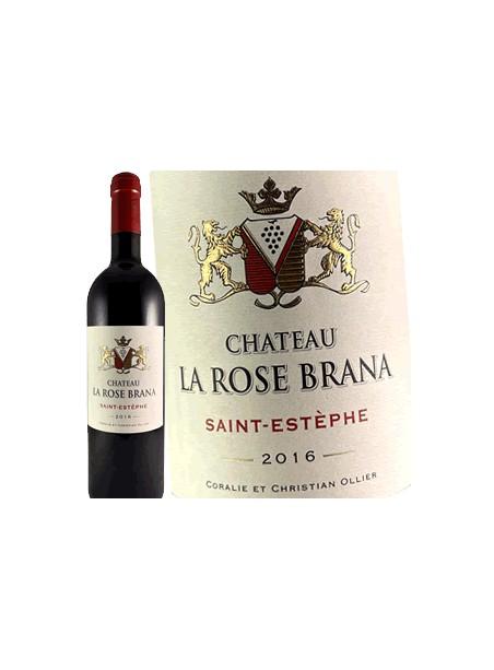 Château La Rose Brana 2016