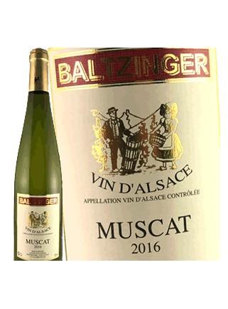 Domaine Baltzinger- Muscat 2016