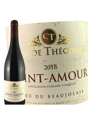 claude Théodore - Saint-Amour  2018