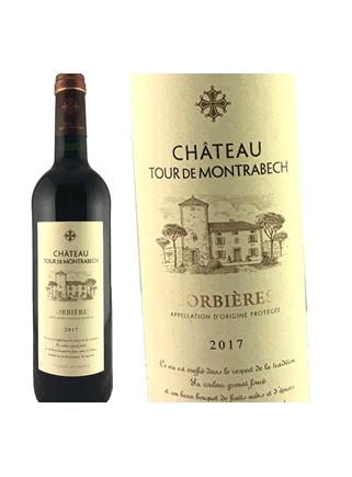 Château Tour de Montrabech - Corbières 2017