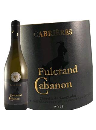 Fulcrand Cabanon - Clairette du Languedoc 2017