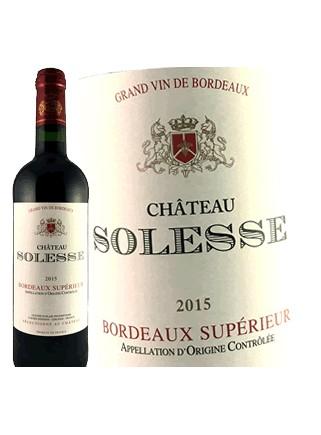 Château Solesse - Bordeaux Supérieur 2015