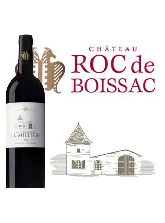 Château Roc de Boissac - La Millerie - Puisseguin Saint-Émilion 2014